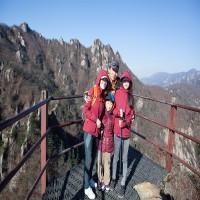 설악산 가족 등산 02